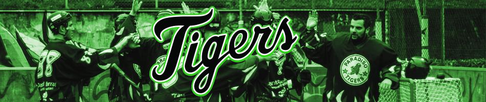 SHC Paradiso Tigers logo